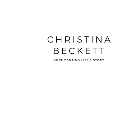 Christina Beckett logo